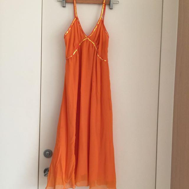 歐美渡假風洋裝