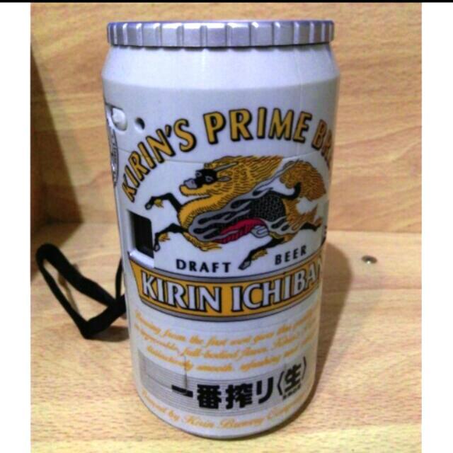 麒麟啤酒罐相機