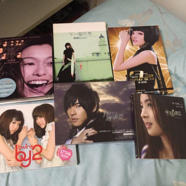🎈 各式專輯 CD DVD🎈