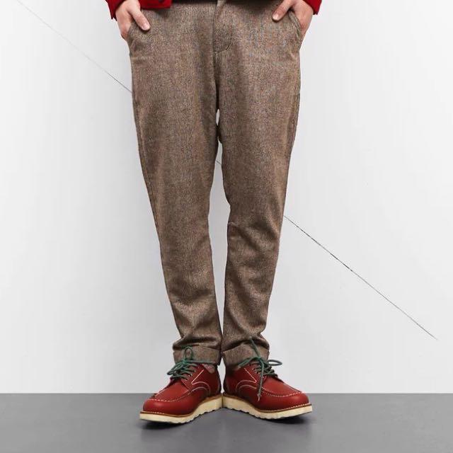 復古 工裝工作褲