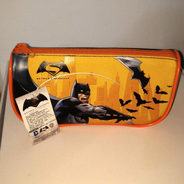 蝙蝠俠 筆袋    ~正義聯盟