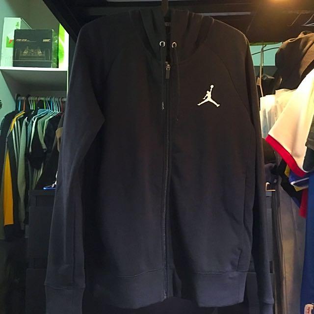 全新正品 喬丹 連帽 外套 Jordan Jacket Size L Nike