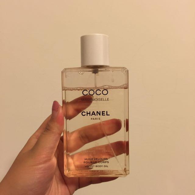 香奈兒 正品 Coco Body Oil