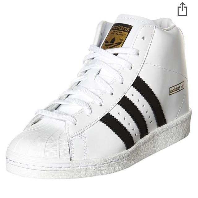 Adidas Originals Superstar Up High Women's Shoes