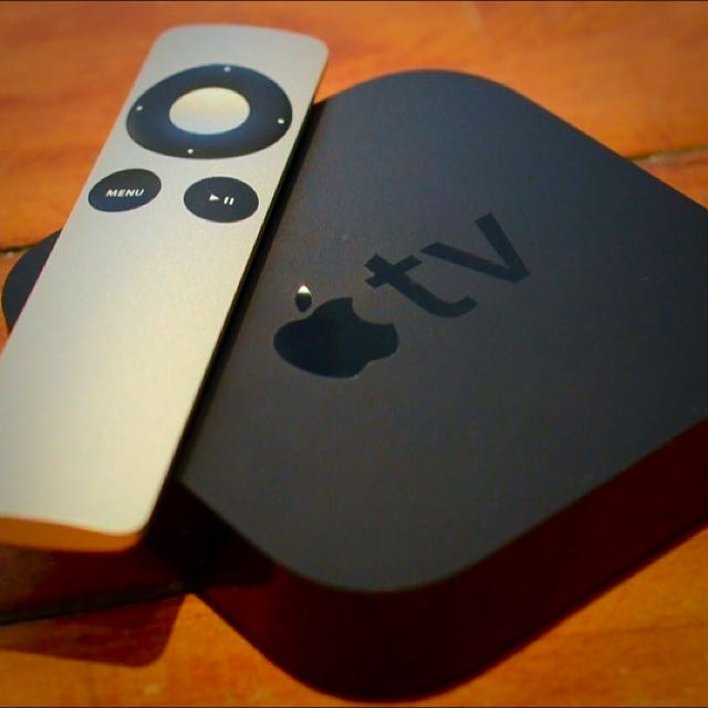 ( Reserved) Apple TV Third Generation