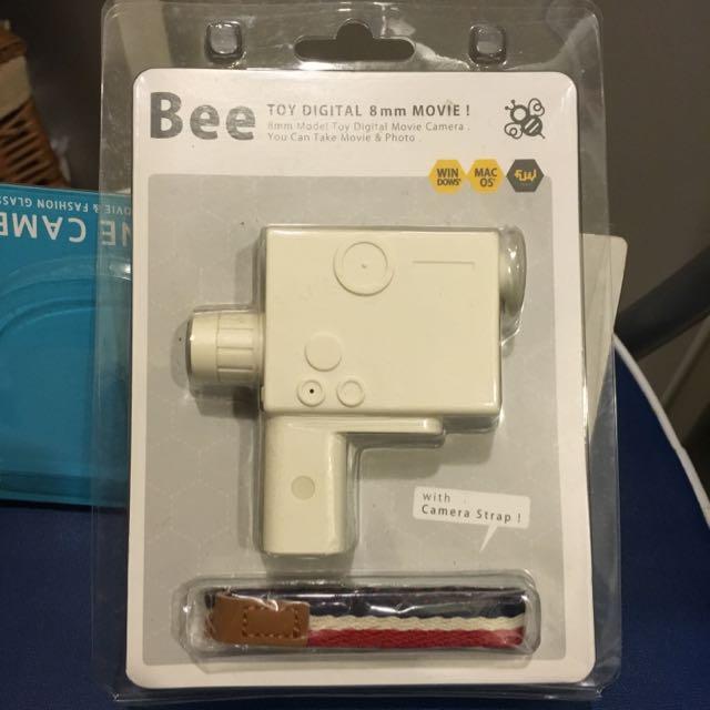 Bee Toy Digital 8mm Movie八釐米攝影機