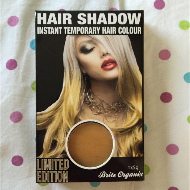 Blonde Hair Shadow