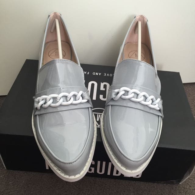 Brand new Missguided Loafers