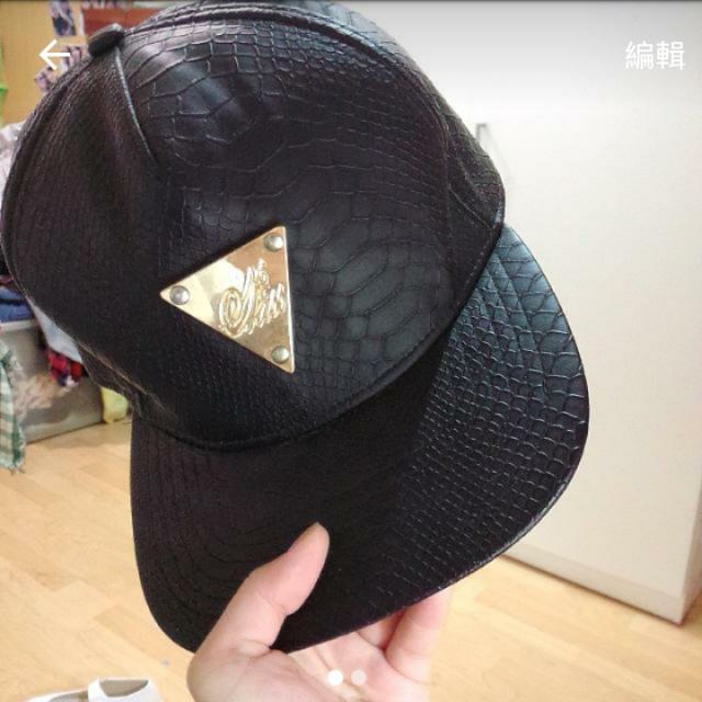 Hater帽 蛇紋