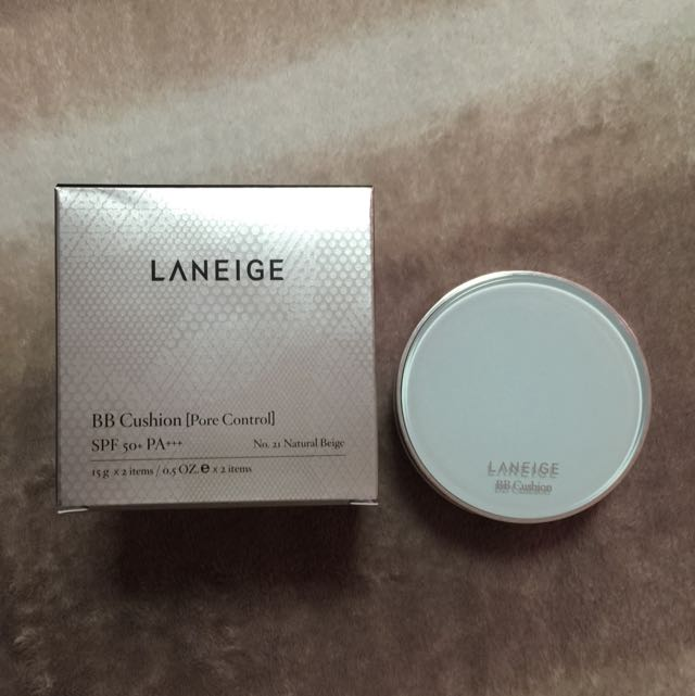 Laneige BB Cushion ( pore control ) Spf 50+