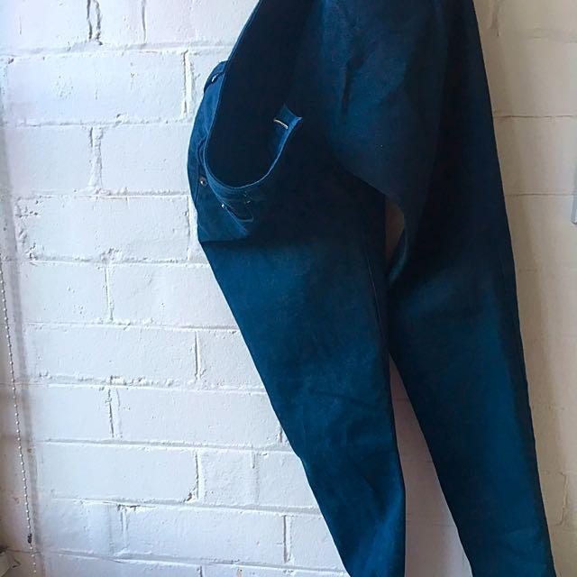 Low Rise Size 11 Morrissey Jeans.