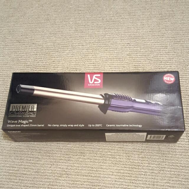 VS Sassoon Wave Magic Hair Curler