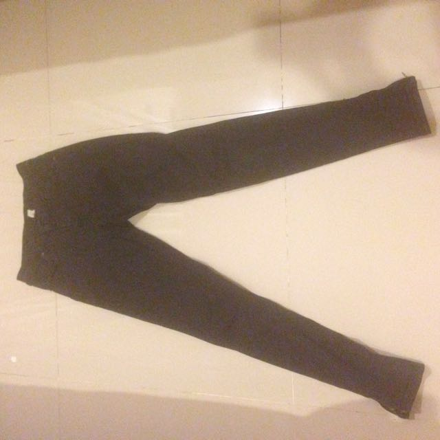 Zara Jegging Black