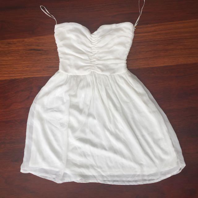 Zara Tube Dress Size S