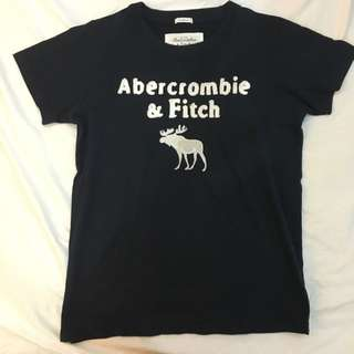 Authentic Abercrombie and Fitch T-shirt