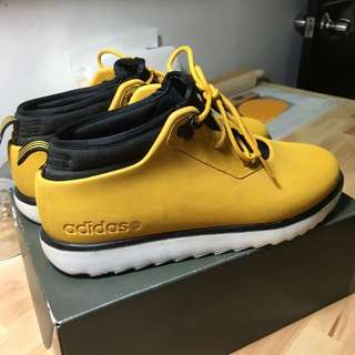 正品 愛迪達 防水 極輕 靴 Adidas NEO Seneo Summit Outdoor US11.5 UK11 JP295