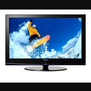 "Samsung Plasma 42"" TV"