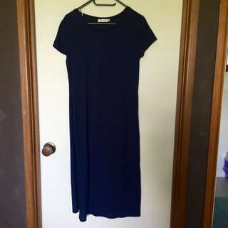 Size Small Navy Top