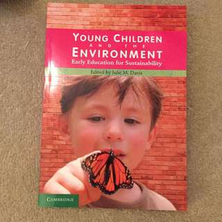 Children And The Environment Textbook