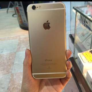 iPhone6  plus二手手機64G