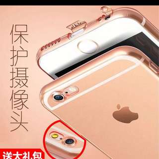 Iphone6s手機殼+鋼化膜