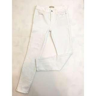 全新UNIQLO白褲🎉/尺寸:26