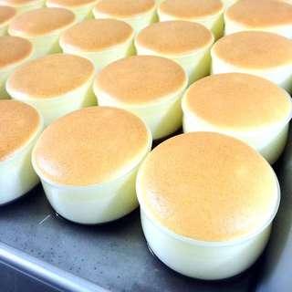 日式cheese黑糖布丁燒