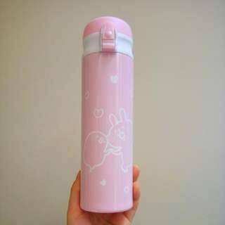 (暫售)🌼 卡娜赫拉 保溫杯 480ml 幸福款 粉色