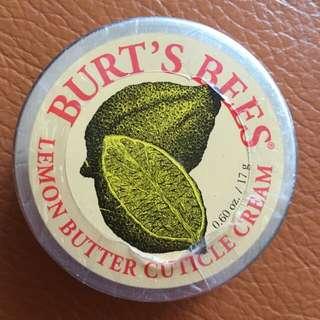 BURT'S BEES 檸檬油指甲修護霜