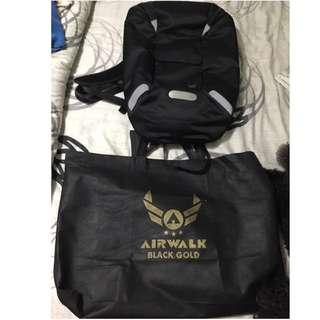 AIRWALK後背包