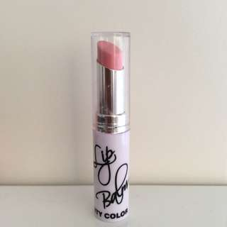City Colour Pink Lip Balm
