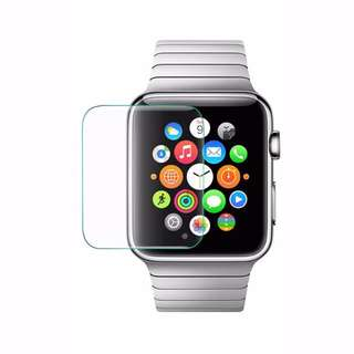 9H Tempered Glass LCD Screen Protector Film for Smart Apple Watch