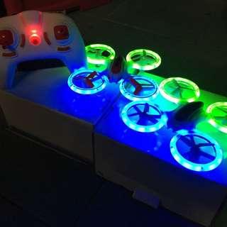 BNIB RC Drone With Lights