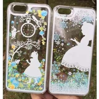 愛麗絲流沙手機殼iPhone 6 6s