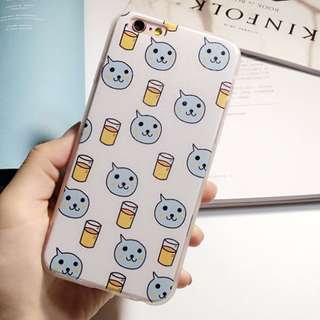 韓國Qoo酷兒iphone6s手機殼