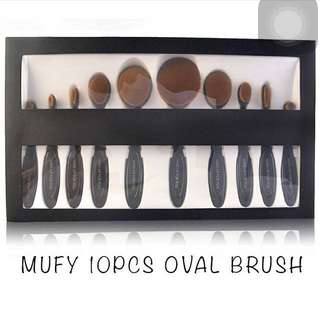 Make Up For You Oval Brush😍
