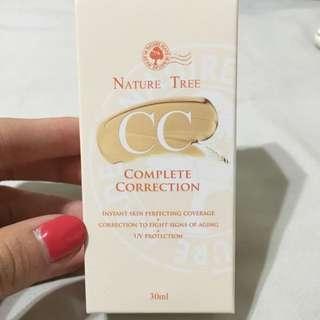 (降價)Nature Tree 白皙無暇輕透cc霜