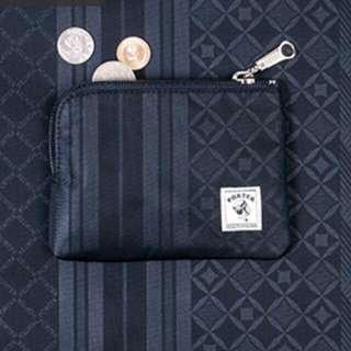 7-11 限量 Porter 零錢包 (深藍)