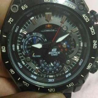 Casio EDIFICE RED BULL Limited Edition Watch