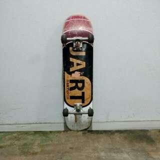 Jart Skateboard 7.75