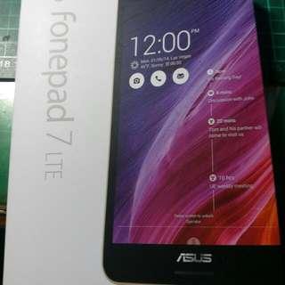 ASUS Fonepad7 LTE白色