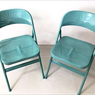 IKEA Folding Chairs