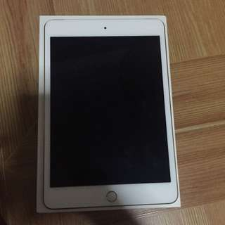 iPad Mini 4 (128gb) Wifi+ 4g