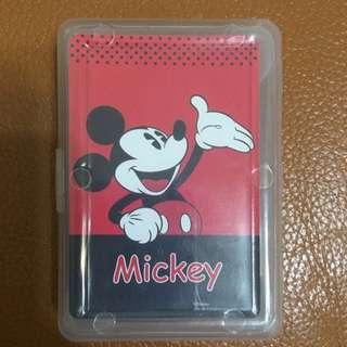 全新 迪士尼撲克牌