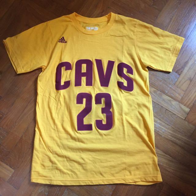 pretty nice da05d 6fc64 ADIDAS LeBron James T-shirt Jersey