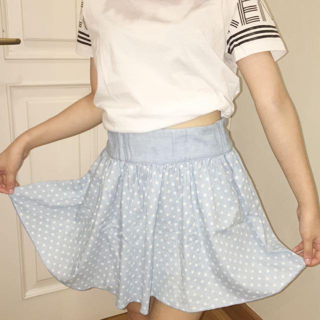 BBblueee Skirt 🐋