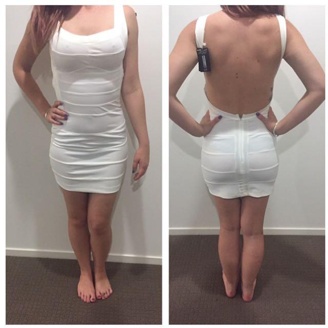 BNWT Bandage Dress