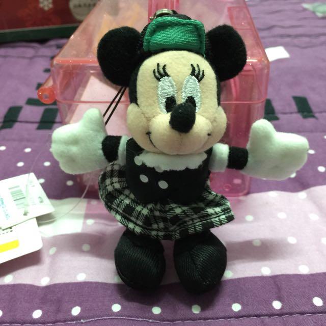Disney迪士尼--米妮吊飾