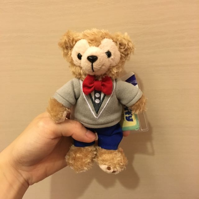 Duffy 娃娃吊飾