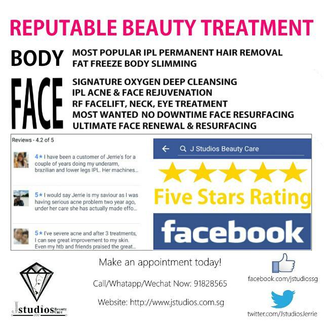 Effective Acne/Pimple Facial Treatment By J Studios